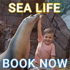 Book Underwater World General Admission