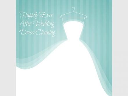 Happily Ever After Wedding Dress Cleaning