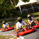 Big Kart Track - Picture Tour