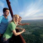 Hot Air Ballooning - Picture Tour