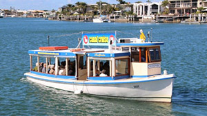 Scenic Canal Cruise in Mooloolaba