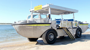 Caloundra Duck Tours