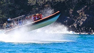 Noosa Jetboating Ride