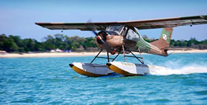 Sunshine Coast Scenic Seaplane Flights